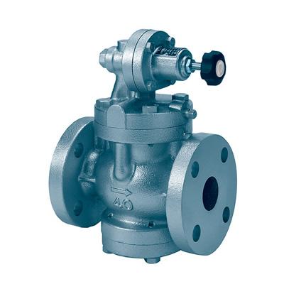 フシマン:P260型 減圧弁(弁箱SCS製 禁油品) 型式:P260-40SWSJ1FB