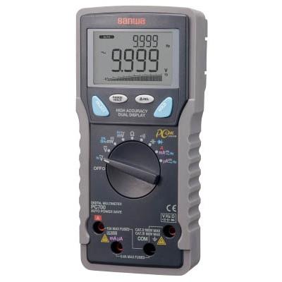 三和電気計器:SANWA デジタルマルチメータ RD700 型式:RD700