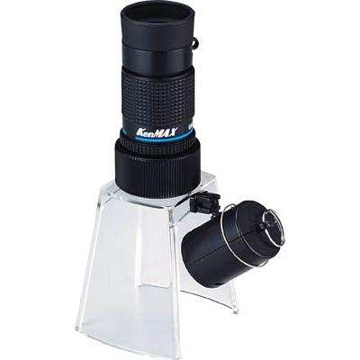 池田レンズ工業:池田レンズ 顕微鏡兼用遠近両用単眼鏡 KM-412LS 型式:KM-412LS