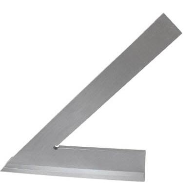 大西測定:OSS 角度付台付定規(45°) 156A-200 型式:156A-200