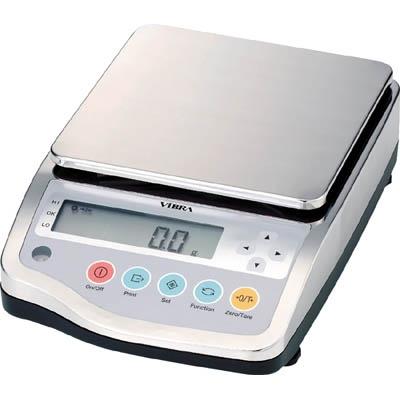 新光電子:ViBRA 高精度電子天びん(防水・防塵型)3200g CJ-3200 型式:CJ-3200