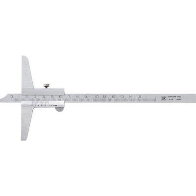 新潟精機:SK カルマデプスゲージ CDS-50 型式:CDS-50