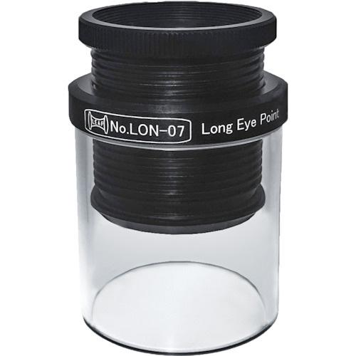 京葉光器:リーフ ロングアイポイント アクロマティック ルーペ 7x LON-07 型式:LON-07
