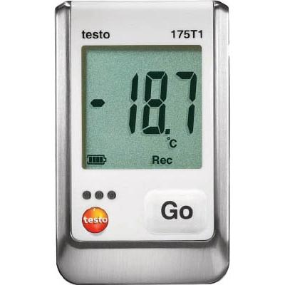 テストー:テストー 温度データロガ内蔵1チャンネル TESTO175-T1 型式:TESTO175-T1