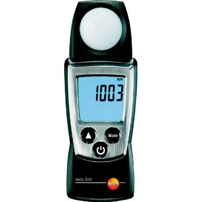 テストー:テストー ポケットライン照度計 TESTO-540 型式:TESTO-540