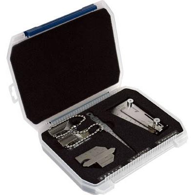 シンワ測定:シンワ 鉄骨精度測定器具5点セット 97575 型式:97575(1セット:5個入)