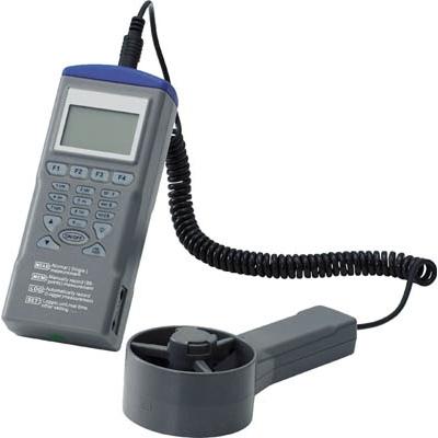 カスタム:カスタム デジタル温・湿・風速計 WS-02 型式:WS-02