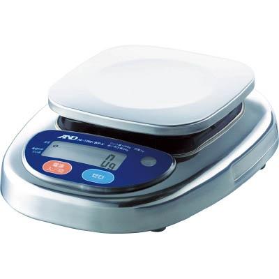 エー・アンド・デイ:A&D 防塵防水デジタルはかり(検定付・4区) HL1000IWP-K-A4 型式:HL1000IWP-K-A4