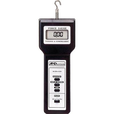 エー・アンド・デイ:A&D デジタルフォースゲージ引張・圧縮対応 AD4932A-50N 型式:AD4932A-50N