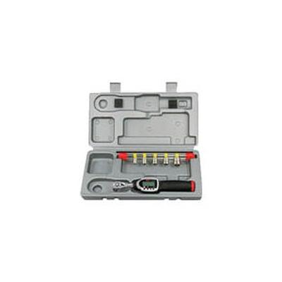 京都機械工具(KTC):KTC 9.5sq.ソケットレンチセット デジラチェモデル[6点組] TB306WG1 型式:TB306WG1