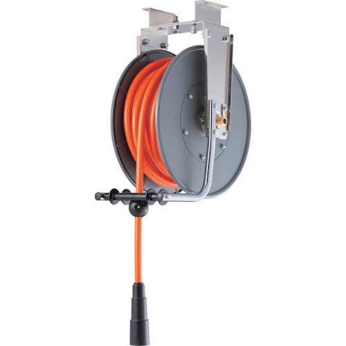【正規品直輸入】 三協リール:TRIENS SHR-40P 内径11mm×15m 型式:SHR-40P:配管部品 店 エアーホースリール-DIY・工具