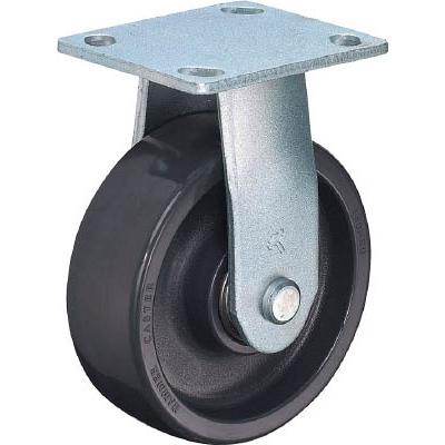 ハンマーキャスター:ハンマー 500型 固定 特殊樹脂車 150mm 500BPR-HBN150-BAR01 型式:500BPR-HBN150-BAR01