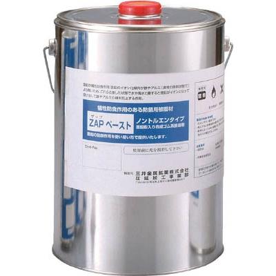 三井住友金属鉱山伸銅:MSMMBC ZAPペースト 4000ml缶 ZAP-PT3 型式:ZAP-PT3