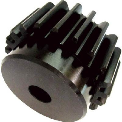 片山チエン:カタヤマ ピニオンギヤM6 歯数27 直径162 歯幅60 穴径28 M6B27 型式:M6B27