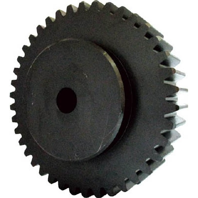 片山チエン:カタヤマ ピニオンギヤM6 歯数32 直径192 歯幅60 穴径30 M6B32 型式:M6B32
