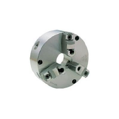 小林鉄工:ビクター スクロールチャック TC110F 4インチ 3爪 分割爪 TC110F 型式:TC110F