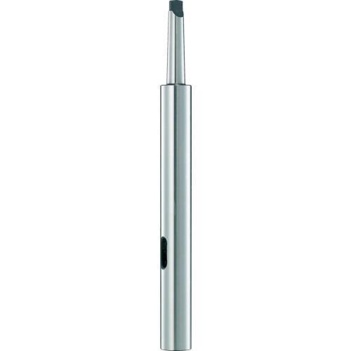 トラスコ中山:TRUSCO ドリルソケット焼入研磨品 ロング MT2XMT3 首下200mm TDCL-23-200 型式:TDCL-23-200