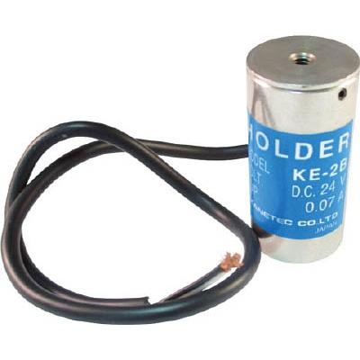 カネテック:カネテック 電磁ホルダー 径90mm×高さ60mm KE-9B 型式:KE-9B
