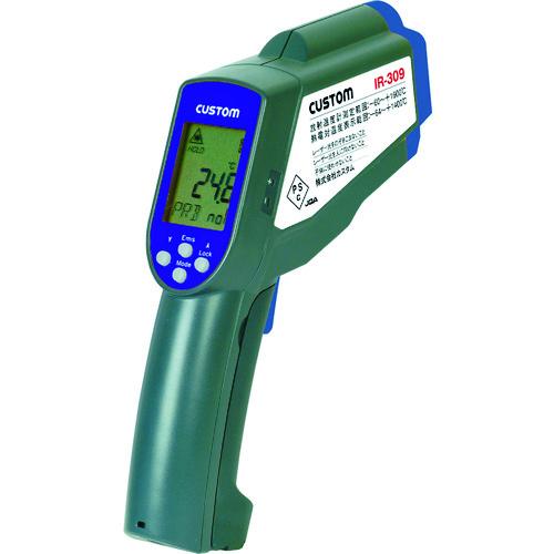 カスタム:カスタム デジタル温湿度計 IR-309 型式:IR-309