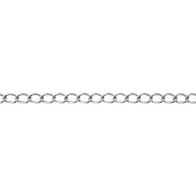 ニッサチェイン:ニッサチェイン ステンレスマンテルチェイン 2.3mm×30m SM123 型式:SM123