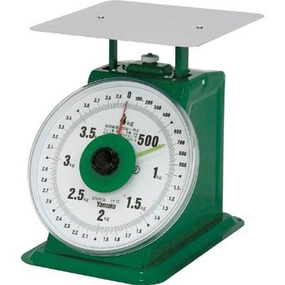 大和製衡:ヤマト 置き針付上皿はかり JSDX-4(4kg) JSDX-4 型式:JSDX-4