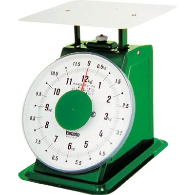 大和製衡:ヤマト 普及型上皿はかり YSD-12(12kg) YSD-12 型式:YSD-12
