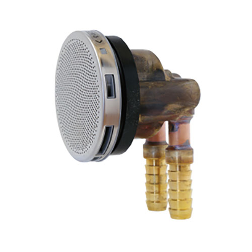給水給湯用配管器具 循環金具 オンラインショッピング 接続部品 リビラック 卓抜 ブライト :循環金具ペア用L型 型式:BAL-13HL