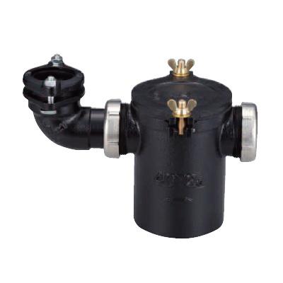 ダイドレ:ドラムトラップ 鋳鉄製 型式:T2a 50