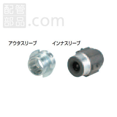 マキタ:アウタスリーブ・インナスリーブ 型式:A-51465