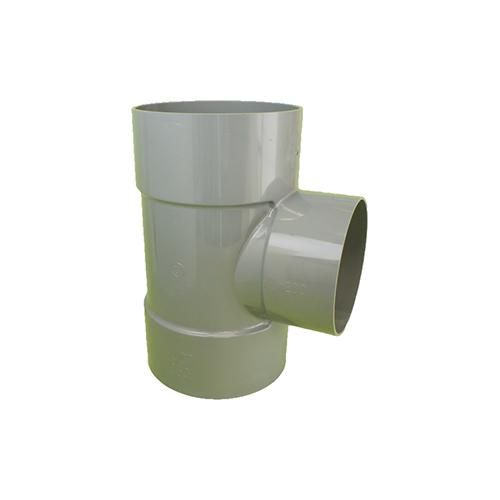 東栄管機:大口径継手(VU) 径違い90°Y 型式:VU-DT_300x200