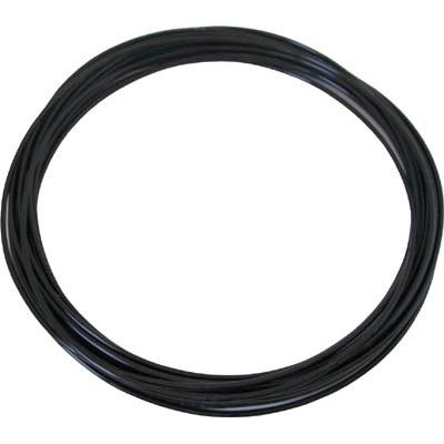 千代田通商:チヨダ メガタッチチューブ 8mm/100m 黒 MTP-8-100 BK 型式:MTP-8-100 BK