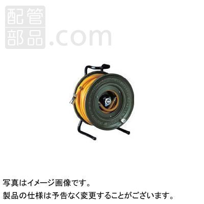 ハタヤリミテッド:ハタヤ エアーリール 20m 内径φ8.5 塩化ビニール製5/16ホース LC-320 型式:LC-320