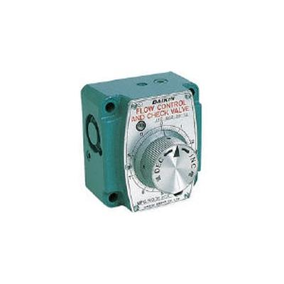 ダイキン工業:ダイキン 流量調整弁ガスケット取付形 呼び径1/4 JFC-G02-30-15 型式:JFC-G02-30-15