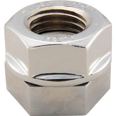 ハードロック工業:ハードロック ハードロックナット スタンダード(リム) M16X2.0 30個入 HLN-R-16C-04-UP 型式:HLN-R-16C-04-UP(1セット:30個入)