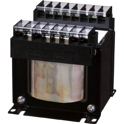 豊澄電源機器:豊澄電源 SD21シリーズ 200V対100Vの絶縁トランス 500VA SD21-500A2 型式:SD21-500A2