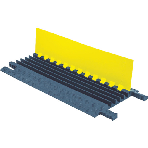 CHECKERS社:CHECKERS グリップガード ケーブルプロテクタ 軽量型 電線5本 GG5X125YGR 型式:GG5X125YGR