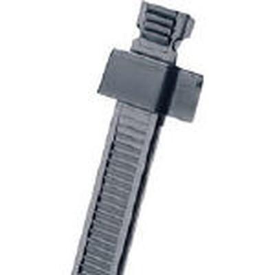 パンドウイットコーポレーション:パンドウイット スタストラップ ナイロン結束バンド 耐候性黒 (1000本入) SST2I-M0 型式:SST2I-M0(1セット:1000本入)