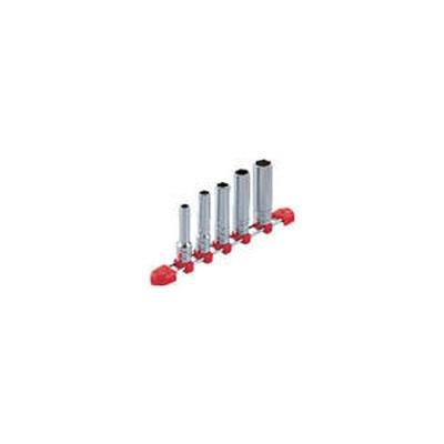 京都機械工具(KTC):KTC マグネットディープソケットセット[5コ組] TB3L05MGA 型式:TB3L05MGA