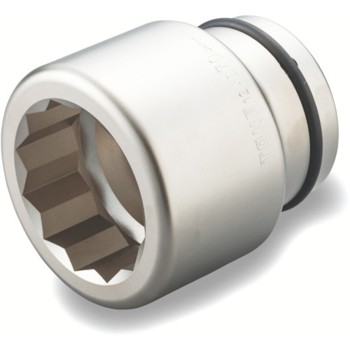 TONE:TONE インパクト用ソケット(12角) 120mm 12AD-120 型式:12AD-120