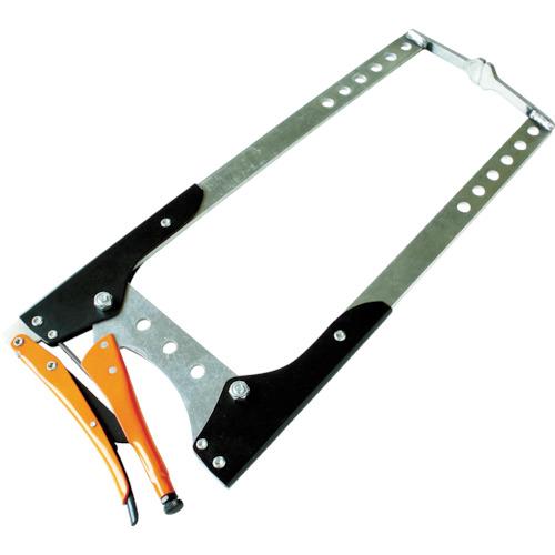 一般作業工具 クランプ バイス グリッププライヤ 無料 GRIP-ON社:GRIP-ON 型式:144-32 アルミG型グリッププライヤー 785mm 信頼 144-32