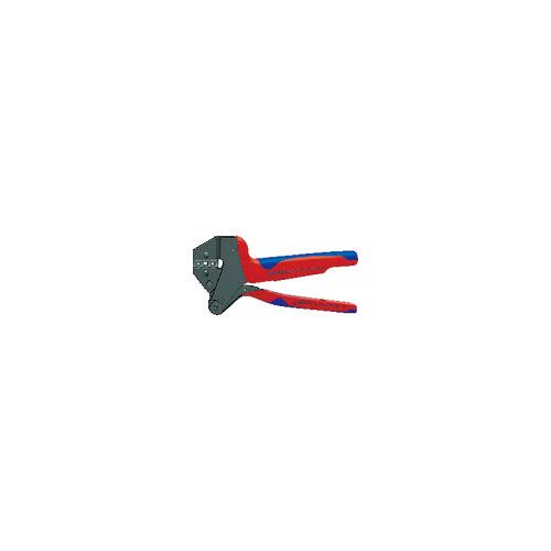 KNIPEX(クニペックス):KNIPEX 9743-05 クリンピングシステムプライヤー 9743-05 型式:9743-05