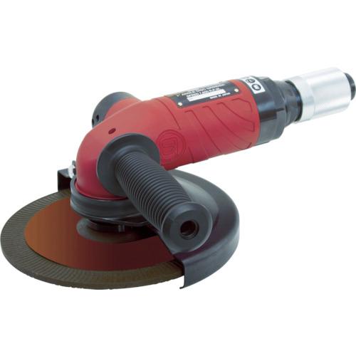 信濃機販:SI エアアングルグラインダー 適用砥石寸法外径×厚さ×内径(mm)180×6×22 SI-AG7-A4R 型式:SI-AG7-A4R