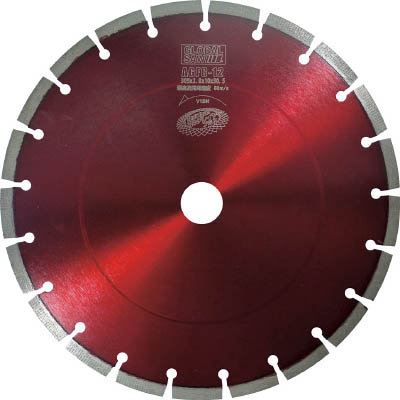 モトユキ:モトユキ ダイヤモンドカッター コンクリート用 マルチレイヤープラス AGFC-12 型式:AGFC-12