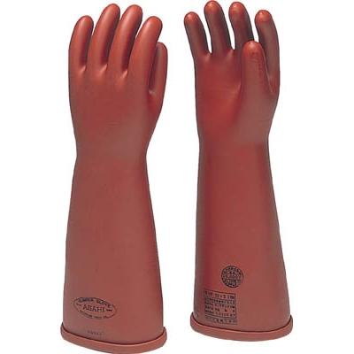 渡部工業:ワタベ 電気用ゴム手袋NU型小 540-S 型式:540-S