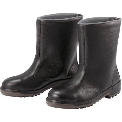 ミドリ安全:ミドリ安全 安全半長靴 25.5cm MZ040J-25.5 型式:MZ040J-25.5
