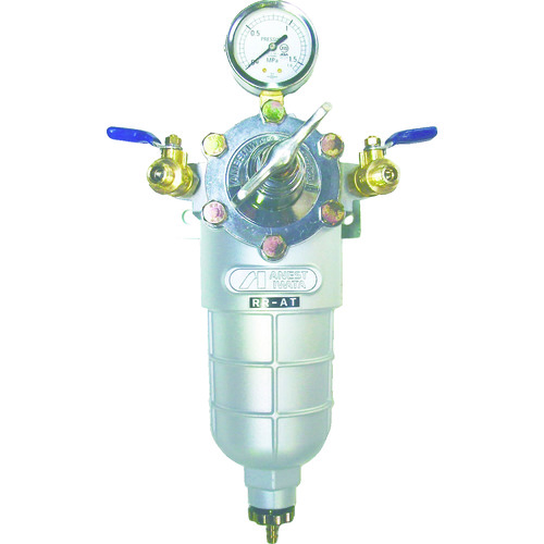 アネスト岩田:アネスト岩田 エアートランスホーマ 片側調整圧力(2段圧縮機用) RR-AT 型式:RR-AT