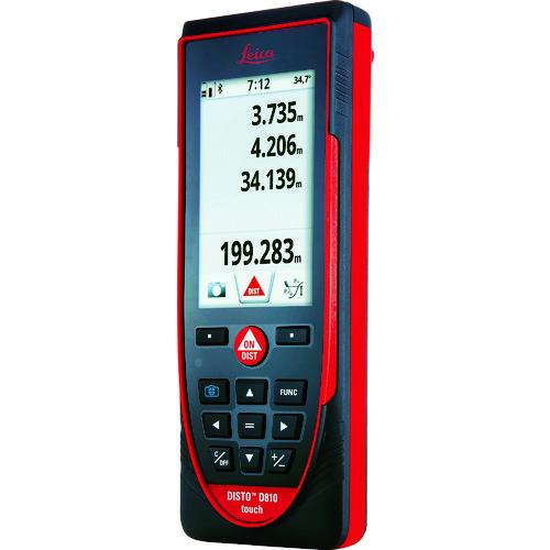 TJMデザイン:タジマ レーザー距離計ライカディストD810 touch DISTO-D810TOUCH 型式:DISTO-D810TOUCH