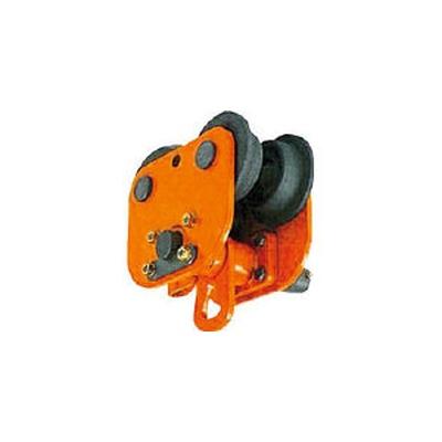 象印チェンブロック:象印 電気用プレントロリー1.0t PE-01000 型式:PE-01000