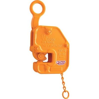 三木ネツレン:ネツレン HV-G型 2TON 竪吊・横吊兼用クランプ B2172 型式:B2172