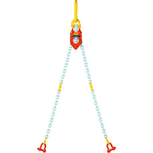 象印チェンブロック:象印 チェーンエコライザー6ton CE-06000 型式:CE-06000